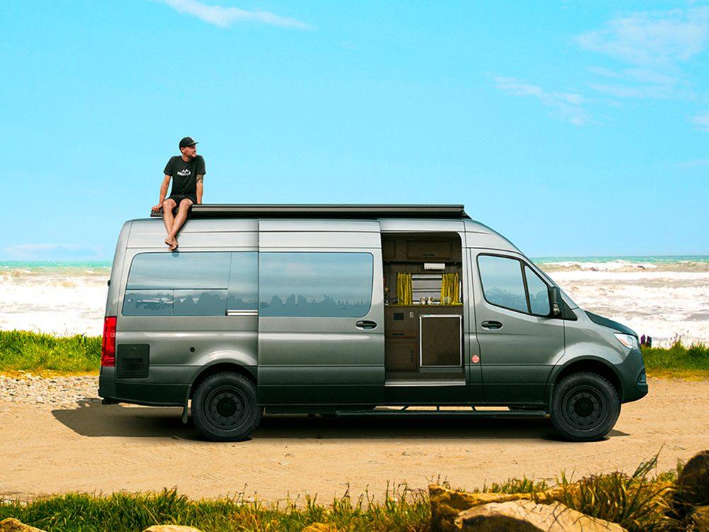 La belle vie avec Go-Van est l'un des films et séries à voir pendant le confinement.