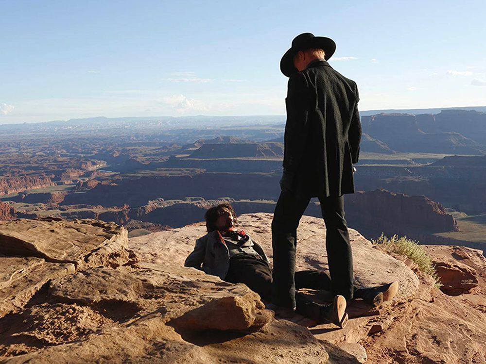 Westworld est l'un des films et séries à voir pendant le confinement.