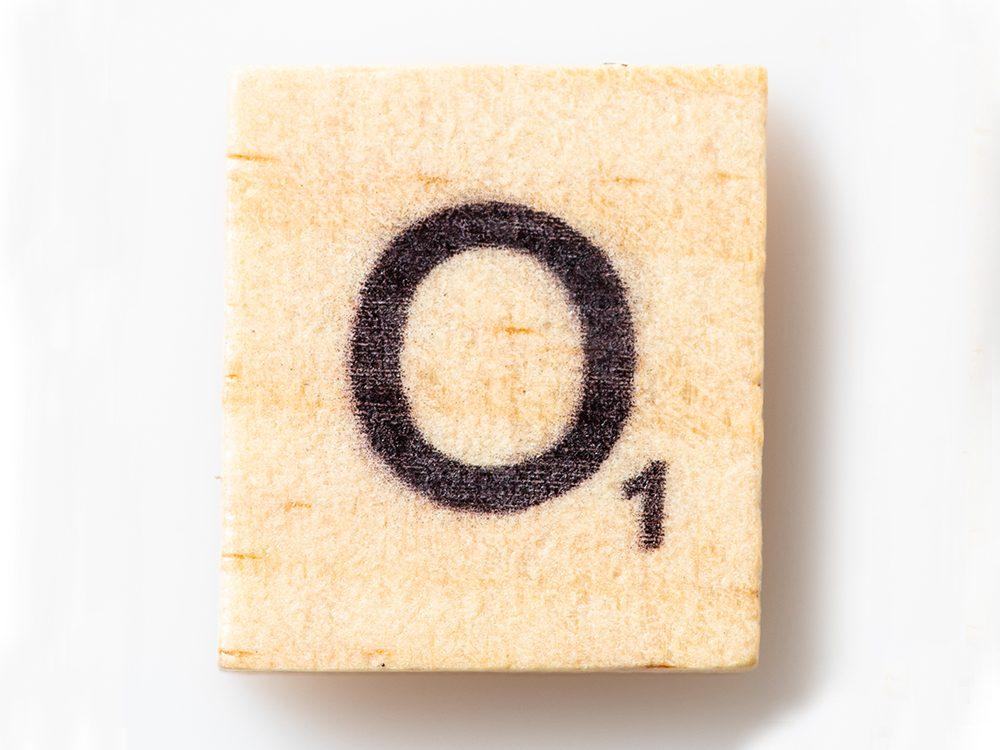 Les mots sans «o» sont l'un des jeux de mots de notre enfance.
