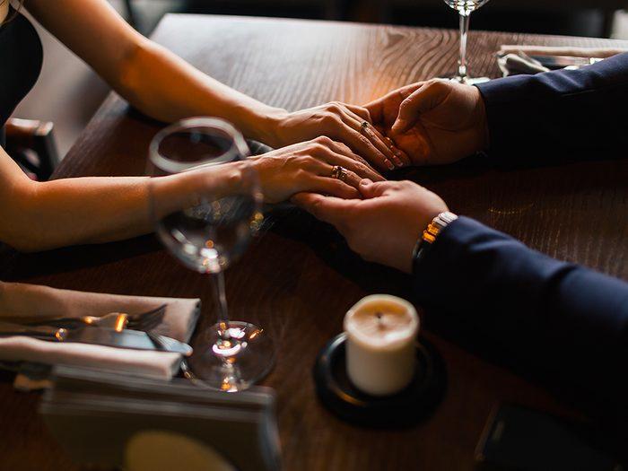 Sexe pendant la quarantaine: vous vous recentrez sur votre relation.