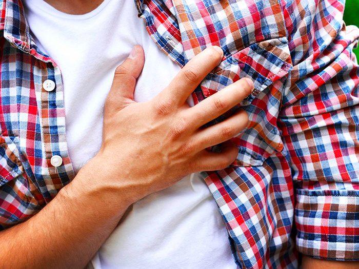 Sexe pendant la quarantaine: vous devrez commencer à prêter attention à la santé de votre cœur.