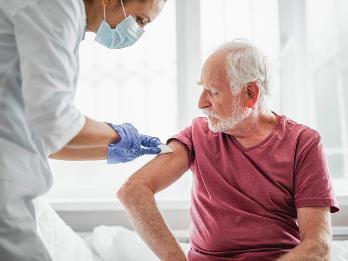 La vaccination est-elle un échec?