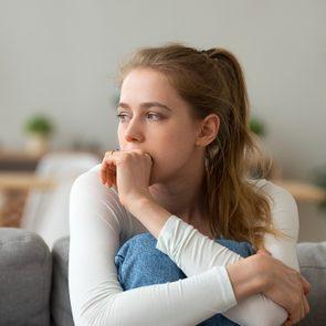 Anxiété et dépression: stress extrême pendant la quarantaine.