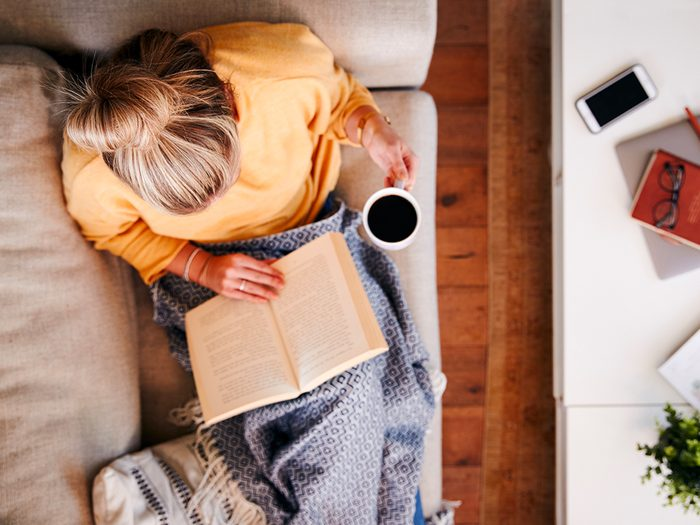 Anxiété et dépression: faites une pause de l'actualité.