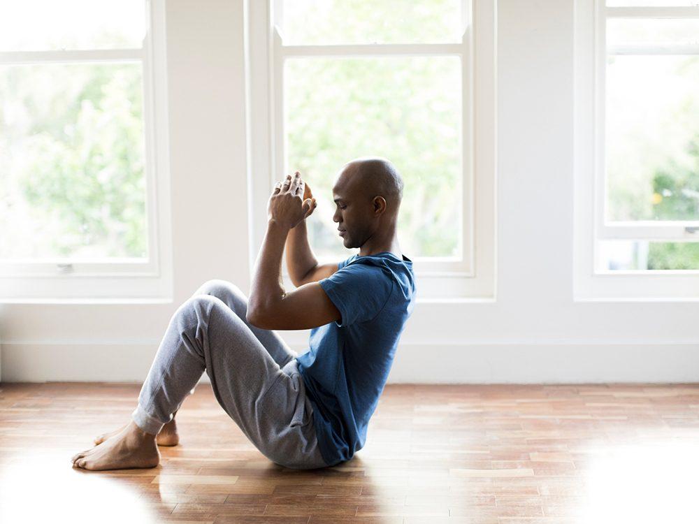 Anxiété et dépression: faites de l'exercice.