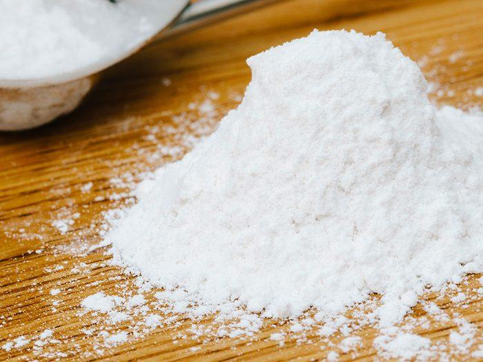 Quel article ménager pour remplacer le bicarbonate de sodium?