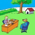 Humour: caricatures sur le thème du travail