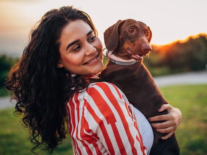 Aller au parc à chiens est l'une des choses du quotidien que nous ne tiendrons jamais plus pour acquises.