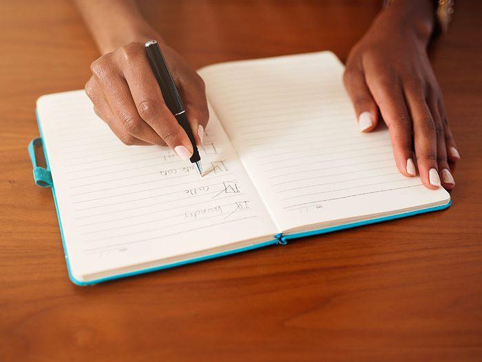 Cocher une liste de tâches à accomplir est l'une des choses du quotidien que nous ne tiendrons jamais plus pour acquises.
