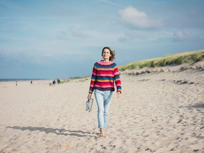 Aller à la plage sur un coup de tête est l'une des choses du quotidien que nous ne tiendrons jamais plus pour acquises.