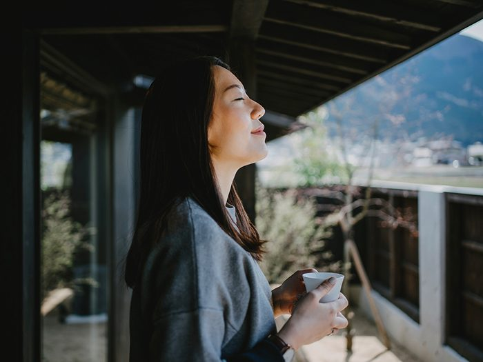 Respirer librement est l'une des choses du quotidien que nous ne tiendrons jamais plus pour acquises.