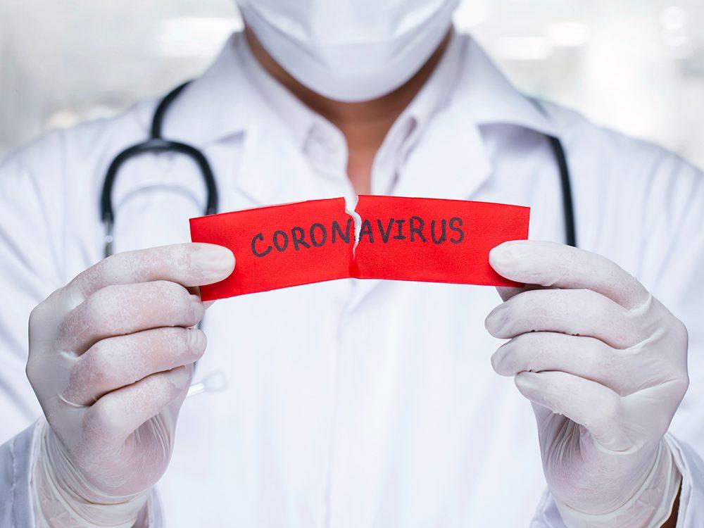 Covid-19: qu'est-ce qu'un coronavirus?