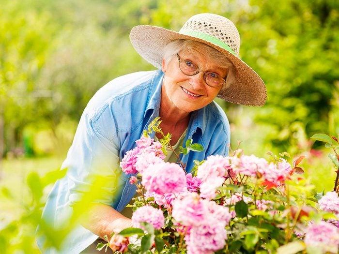 Le jardinage nourrit votre esprit.