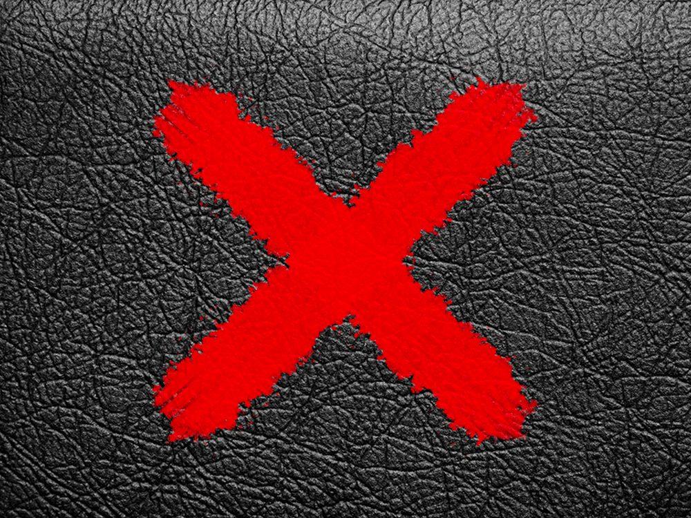 N'utilisez pas de lingettes antibactériennes sur le cuir.