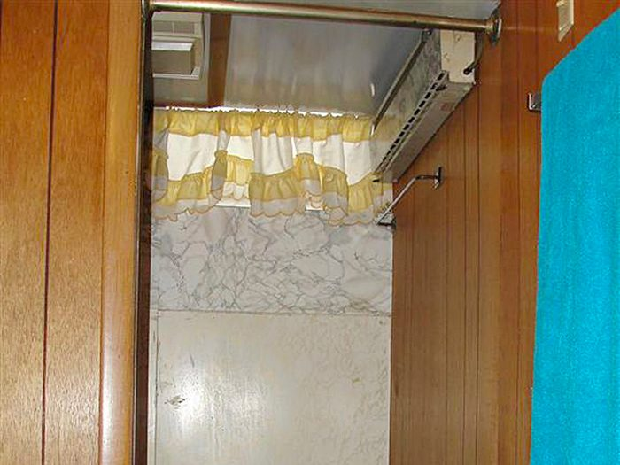 N'essayez pas cela à la maison: une salle de bain chauffée.