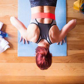 Comment éviter de prendre du poids quand les gyms sont fermés?