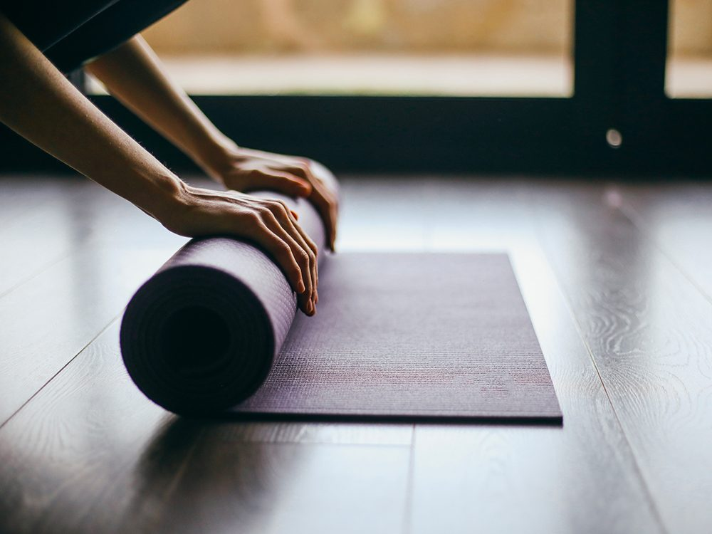 Éviter la prise de poids lorsque les gyms sont fermés.