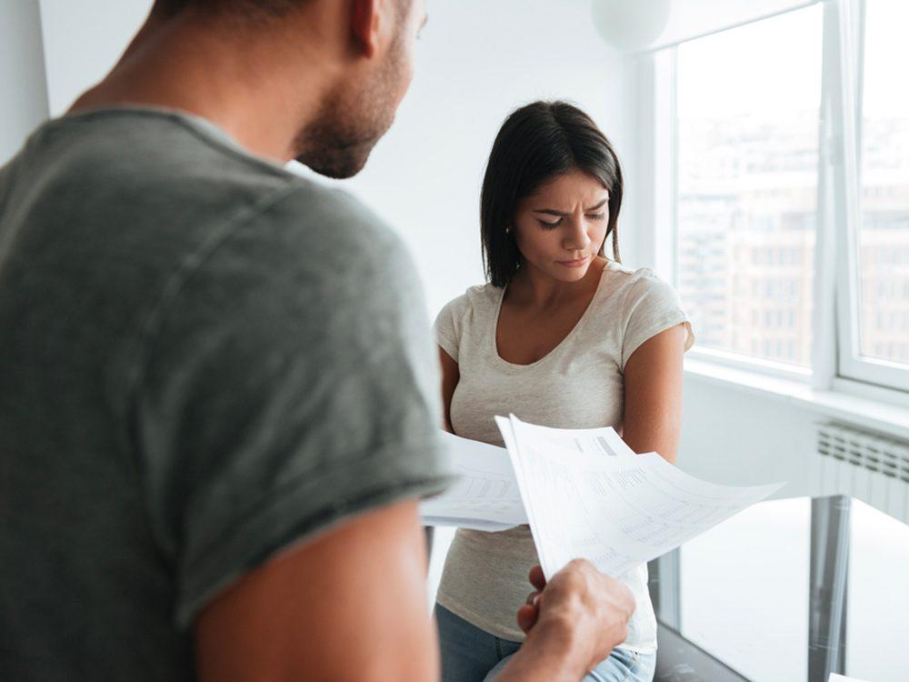 Thérapie de couple: nous nous disputons, ça me coupe l'envie de faire l'amour.
