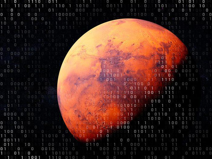 Voyage virtuel: propulsez-vous dans l'Espace.
