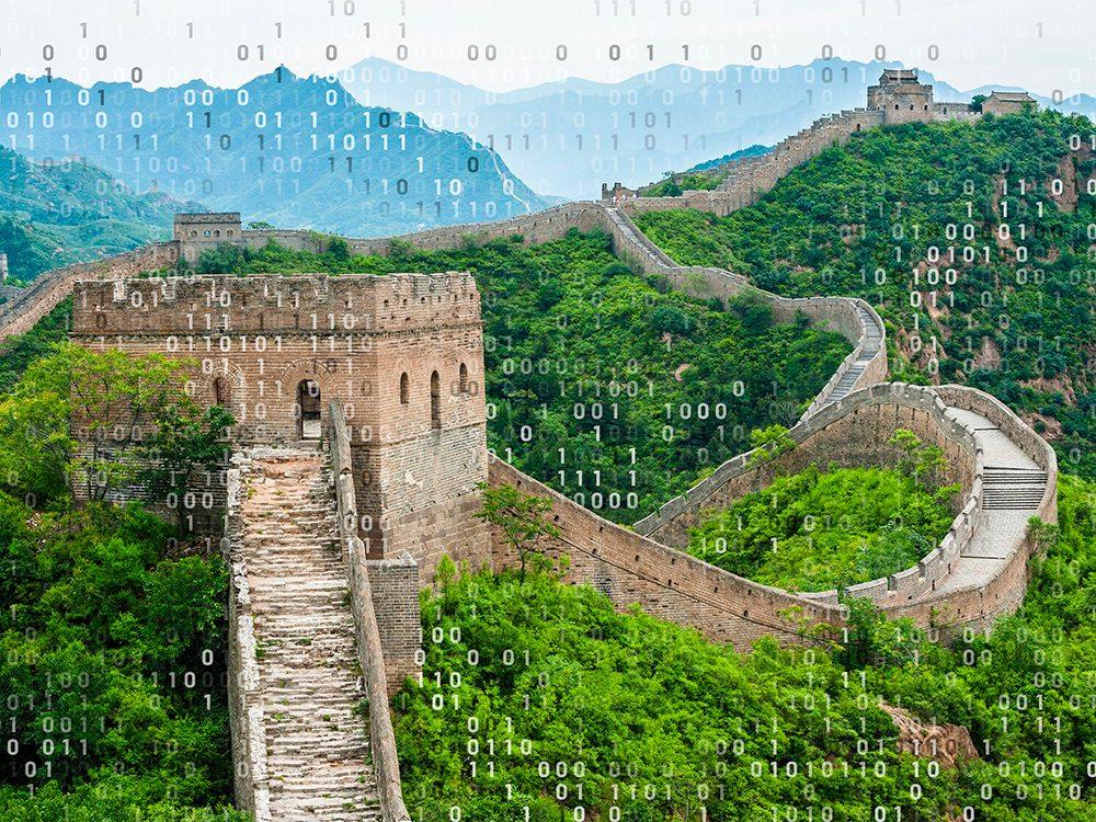 Voyage virtuel: promenez-vous sur la Grande Muraille de Chine sans quitter votre canapé.