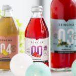 Kombucha Sencha: nouvelle saveur (exquise!) et zéro sucre