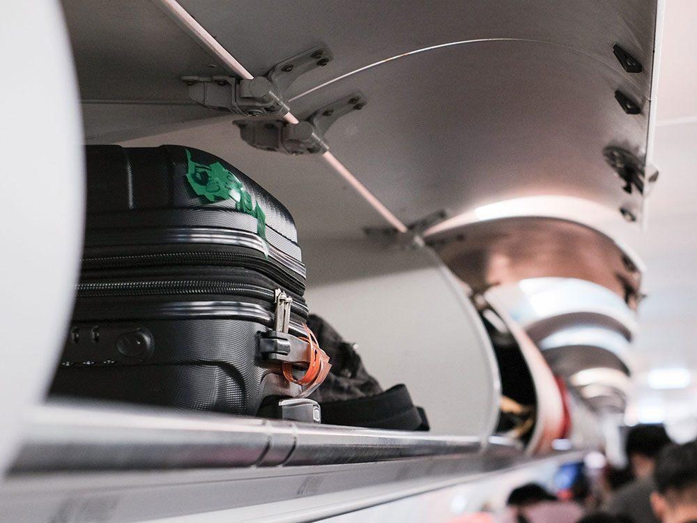 Vous ne verrez plus de bagages à main dans les aéroports.