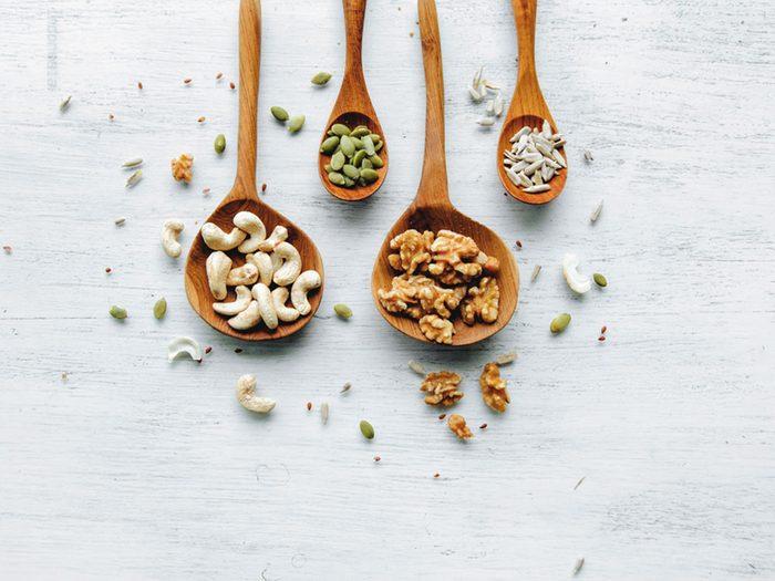 Purifiez votre alimentation pour soulager les allergies.