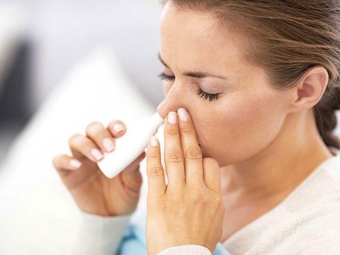 Les antihistaminiques ne fonctionnent pas aussi bien que vous le pensez contre les allergies.