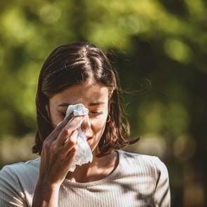 Chaque année est «la pire à ce jour» pour les allergies.