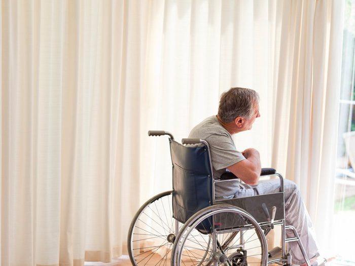 Mythe: rendre visite à une personne atteinte d'Alzheimer est inutile.