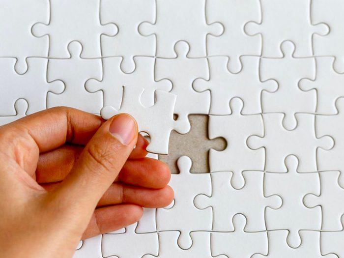 Mythe: les personnes vivant avec la maladie d'Alzheimer ne font pas tout ce qu'elles peuvent.