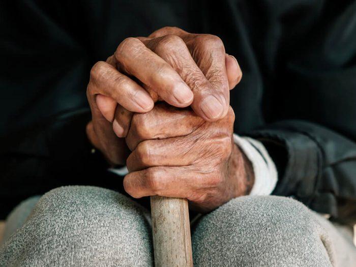 Mythe: la maladie d'Alzheimer fait partie du vieillissement normal.