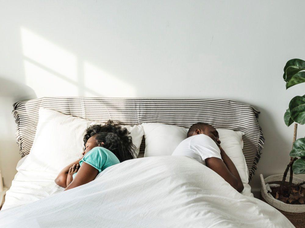 Dormir suffisamment est bon pour votre cerveau et permet de garder l'esprit alerte.