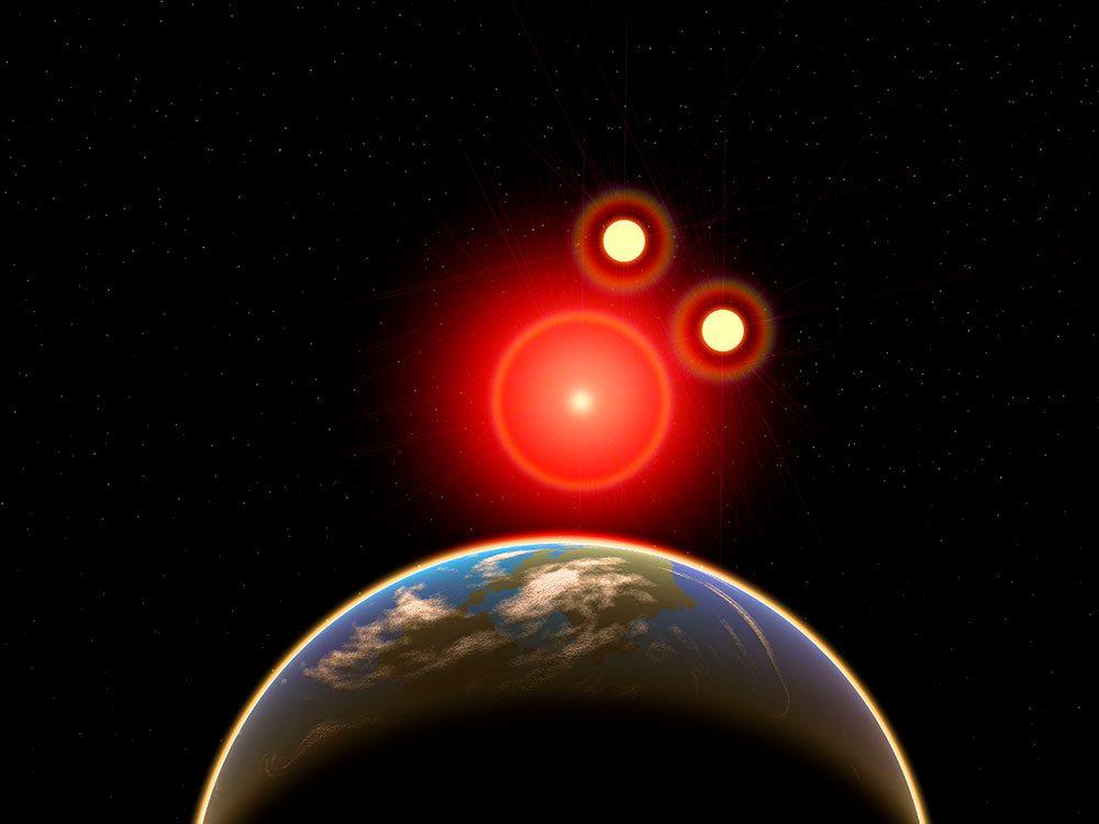 Exploration spatiale: la planète Proxima-b.