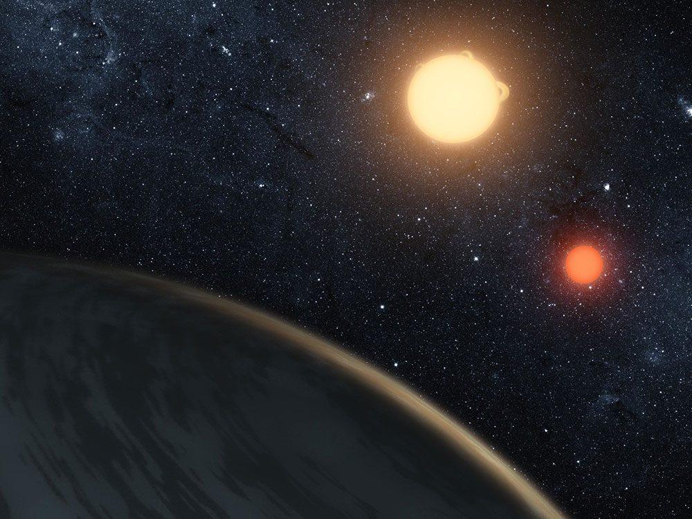 L'exploration spatiale pour la découverte d'exoplanètes.