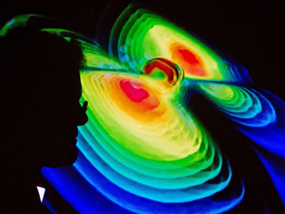 Des ondes gravitationnelles découvertes grâce à l'exploration spatiale.