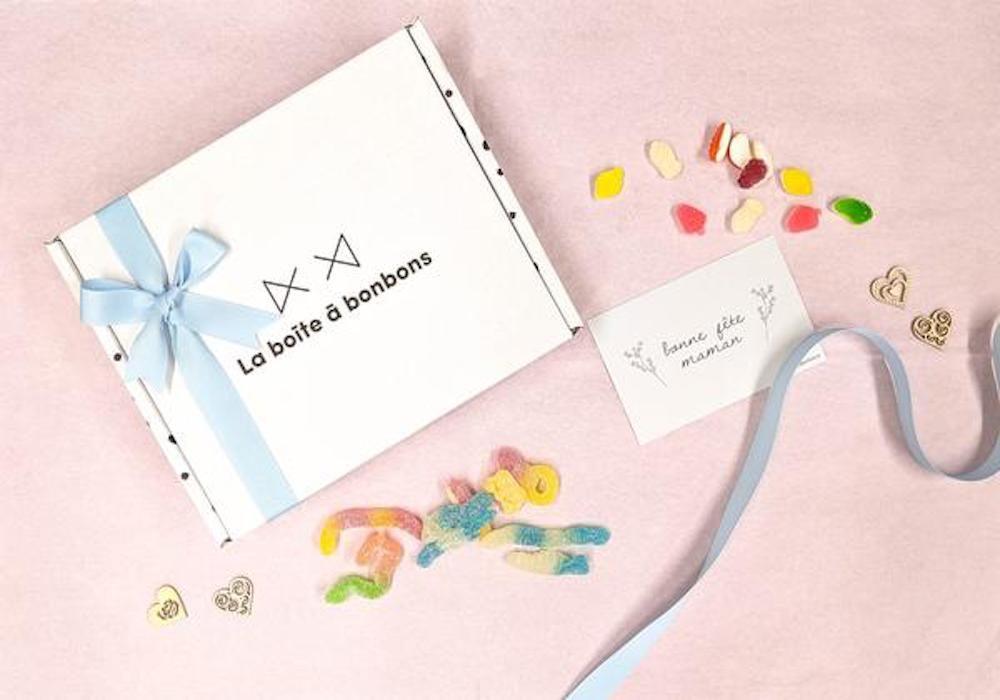 Ces bonbons sont une bonne idée cadeau pour la fête des Mères