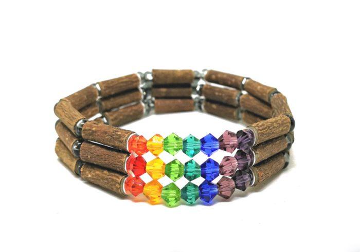 Ce bracelet est une bonne idée cadeau pour la fête des Mères