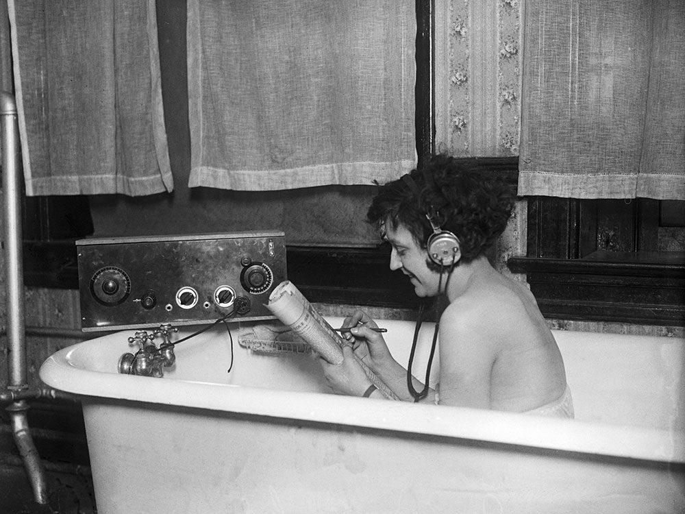 Quand hygiène et loisirs sont combinés.