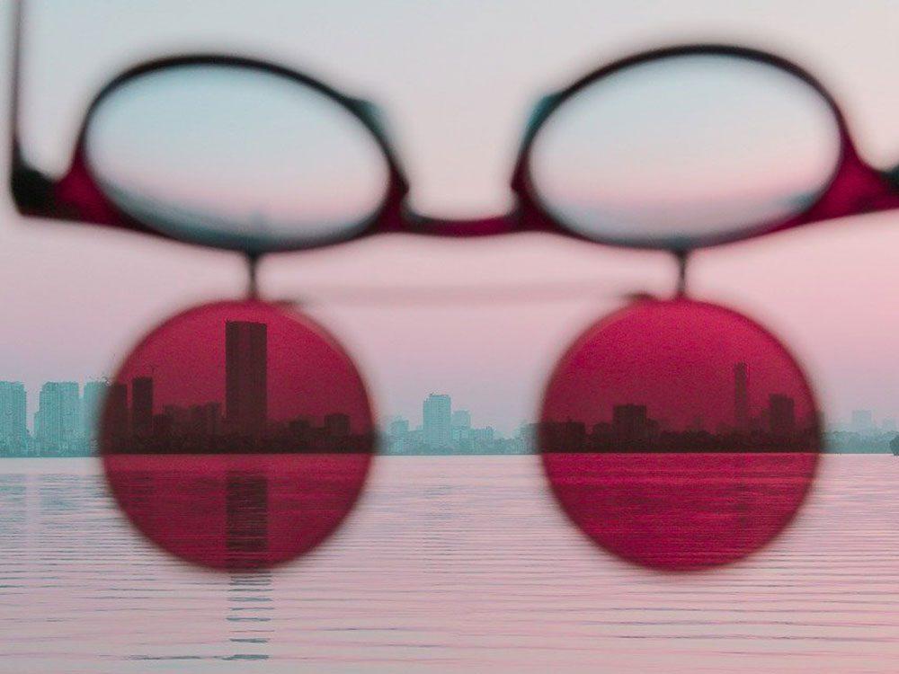 Lunettes de soleil: les clips solaires pour lunettes de vue sont très pratiques.