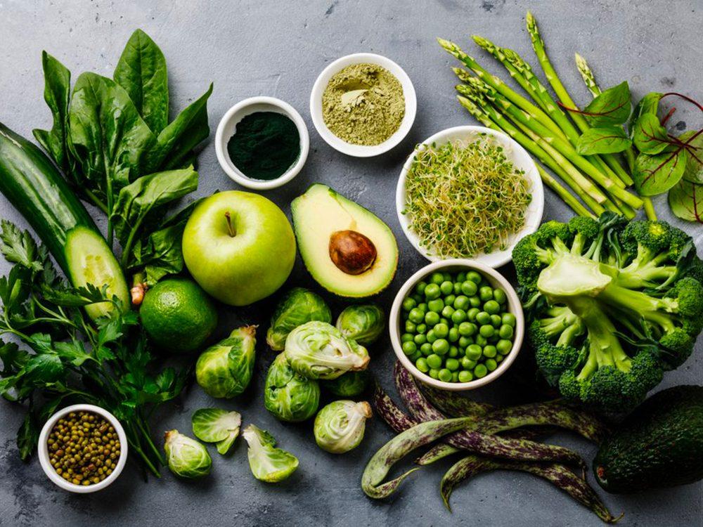 Faites le plein de fruits et légumes pour prévenir la maladie d'Alzheimer.