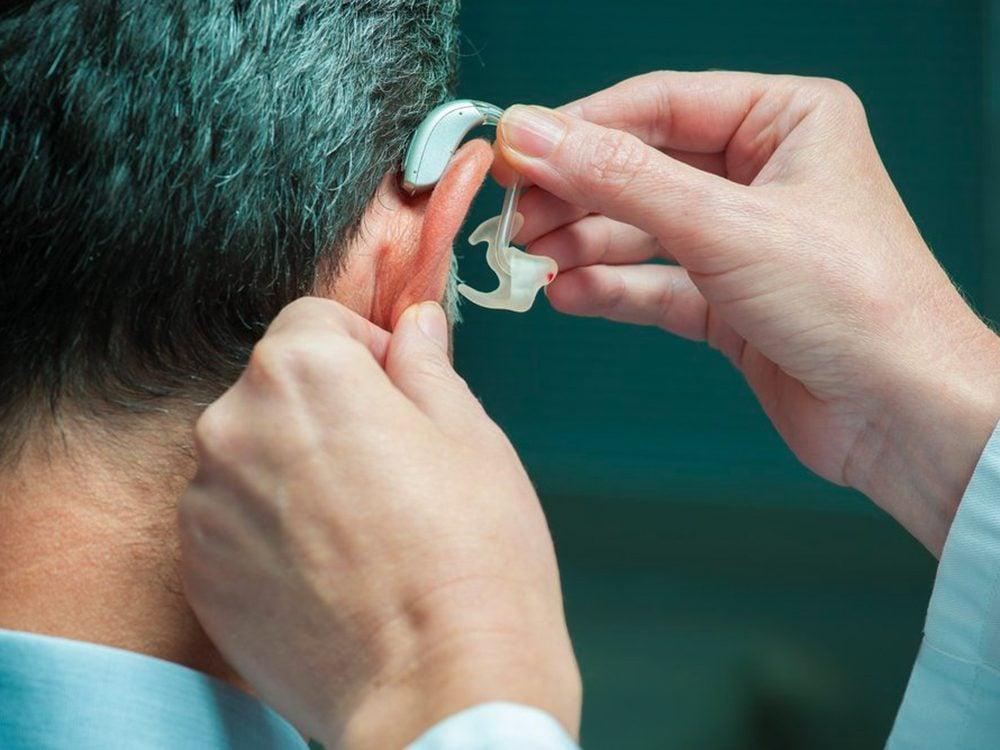 Protégez votre ouïe pour prévenir la maladie d'Alzheimer.
