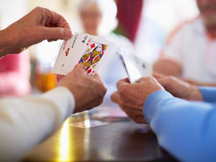 Jouez à des jeux avec votre lobe frontal pour prévenir la maladie d'Alzheimer.