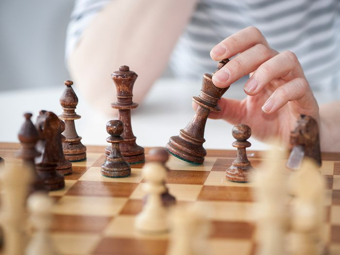 Gardez votre esprit occupé pour prévenir la maladie d'Alzheimer.