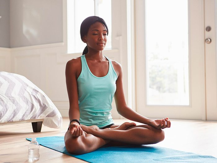 La méditation «Kirtan Kriya peut prévenir la maladie d'Alzheimer.