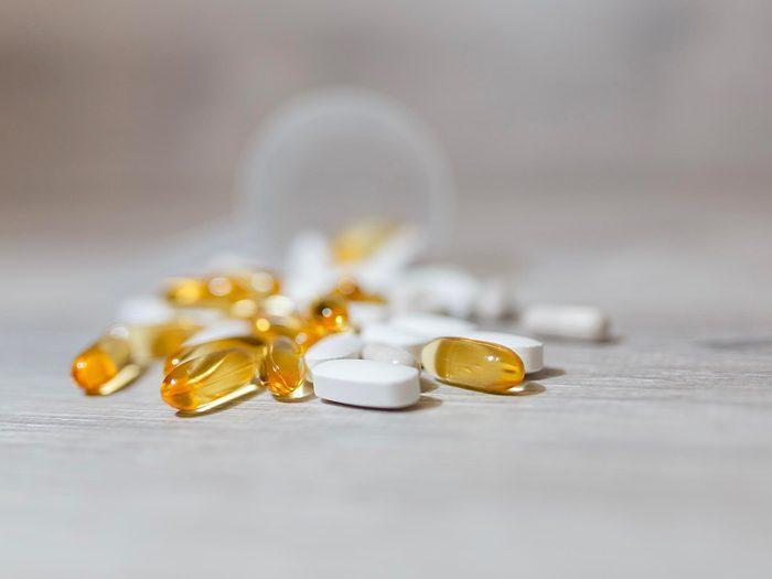 Prenez des probiotiques pour prévenir la maladie d'Alzheimer.