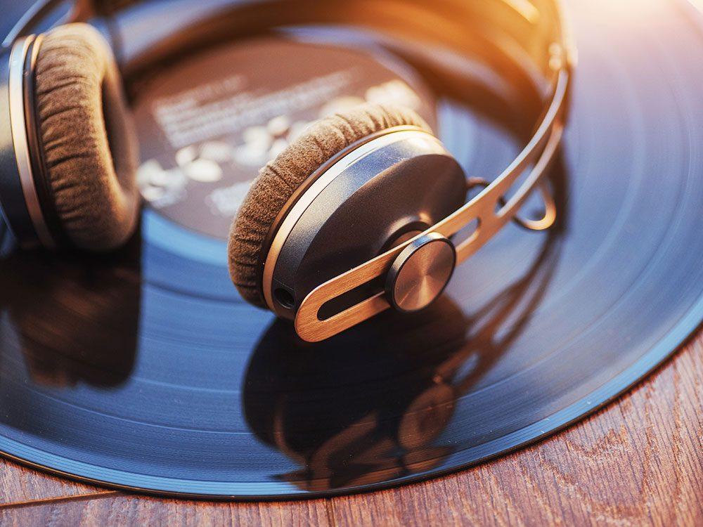 Améliorer la santé mentale et physique grâce à la musique.