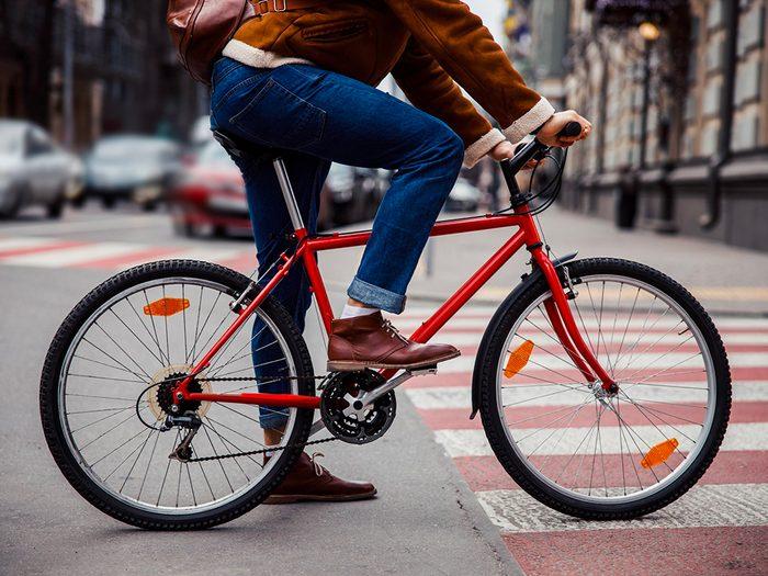 Perte de poids: échangez la pédale d'accélérateur pour la pédale de vélo comme aux Pays-bas.