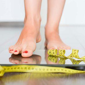 Poids santé: vous avez presque atteint votre objectif et votre poids est stable.