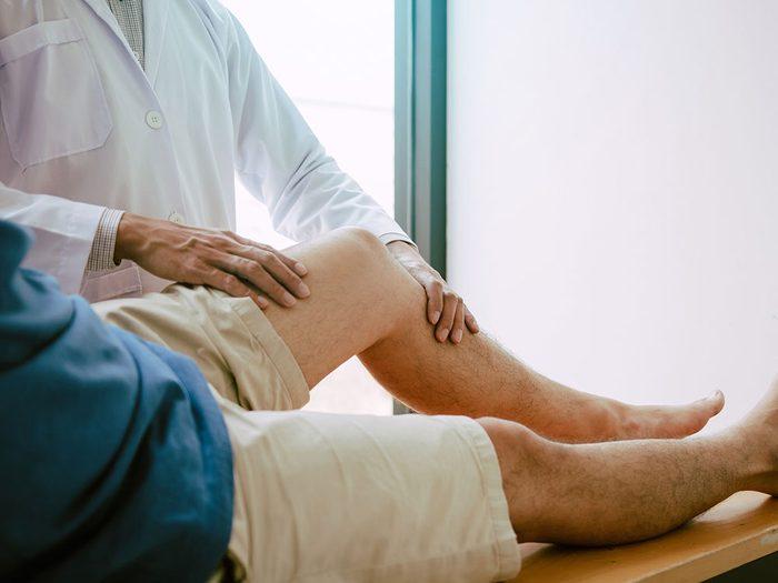 Le syndrome de Guillain Barre est l'un des symptômes de la COVID-19.